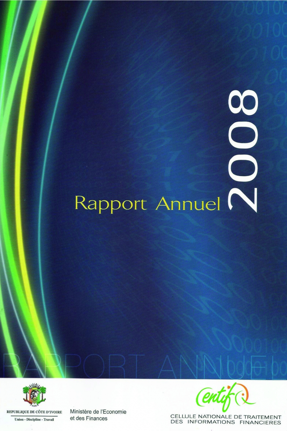 Rapport annuel 2008
